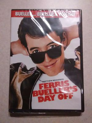 Ferris Bueller's Day Off DVD for Sale in Snohomish, WA