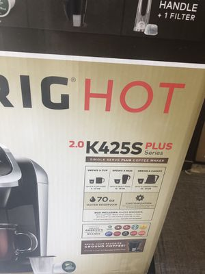 Kuerig coffee maker new in box for Sale in Seattle, WA