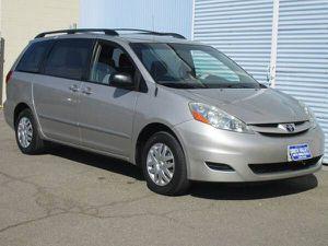 Sienna ce clean title mini van for Sale in San Marcos, CA