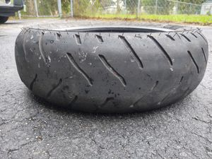 Dunlap E3 Front and Rear Motorcycle Tires for Sale in Spring Hill, FL