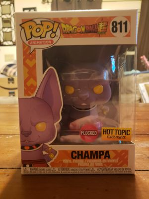 Champa (Flocked) Funko Pop for Sale in Salisbury, MD