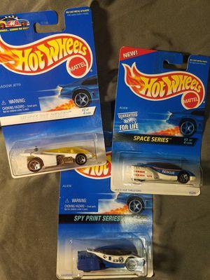 Hot Wheels Alien/Shadow Jet for Sale in Newburgh, IN