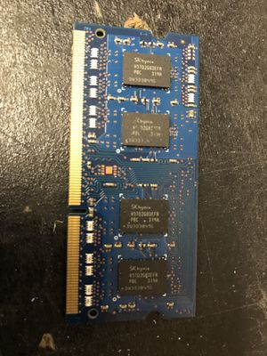 2gb ram chip for Sale in Charlotte, NC