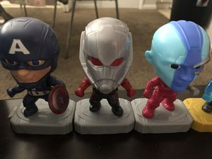 McDonald's Avengers Toys for Sale in Webster, TX