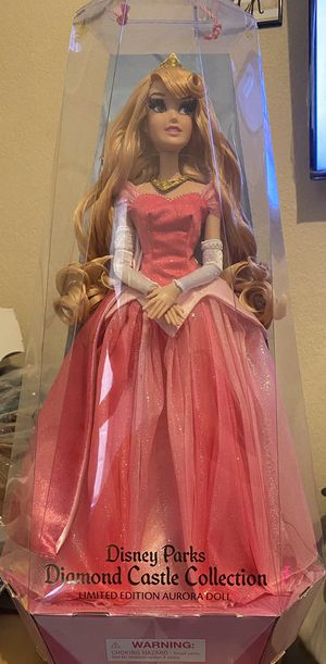 Limited Edition Aurora Doll for Sale in El Paso, TX