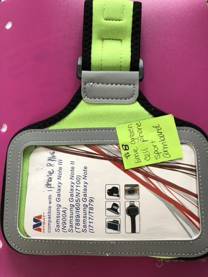 Brand new cell phone sport armbands for Sale in University City, MO