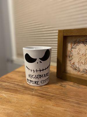 Nightmare before coffee mug for Sale in Gilbert, AZ