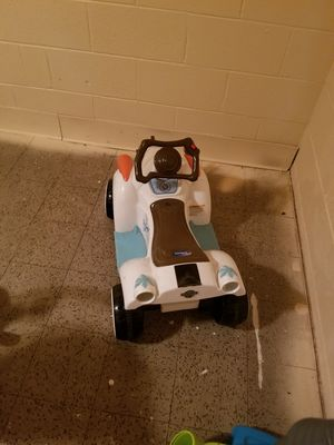 Okay electric riding 4wheeler for Sale in Columbus, OH