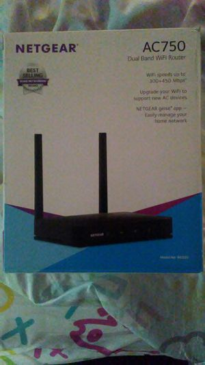 Dual Band WiFi Router for Sale in Delaware, OH