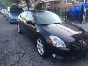 Nissan Maxima 2004 Low miles clean title for Sale in New York, NY