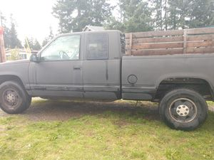 95 Chevy Silverado 2500 for Sale in Bonney Lake, WA