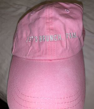 Women's Pink Baseball Cap Hat for Sale in San Dimas, CA