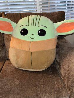 """Baby Yoda 20"""" Plushie for Sale in Fairfax,  VA"""