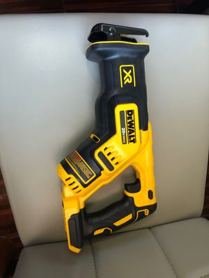 Dewalt 20 v sawzall tool only 100 FIRM ON PRICE for Sale in Las Vegas, NV