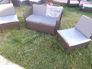 Loveseat and chairs for Sale in West Covina, CA