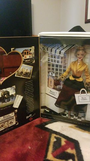 See's candies barbie collectors for Sale in San Jose, CA