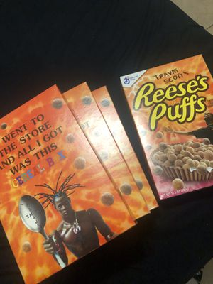 Travis Scott Reese's Puffs for Sale in Los Angeles, CA
