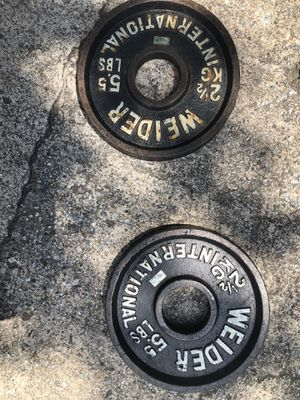 Olympic weights for Sale in Atlanta, GA