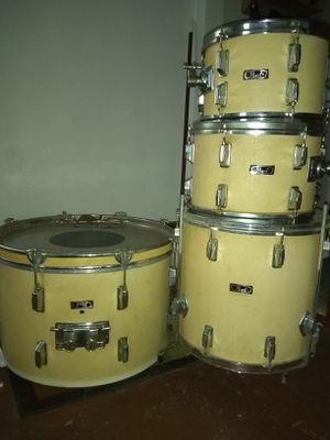 Pearl Vintage Drumset for Sale in Wathena, KS