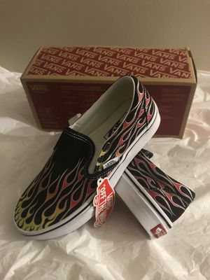 NEW AUTHENTIC VANS SIZE-5 MENS for Sale in Laurel, MD