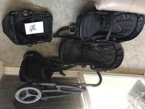 Contours Options Elite tandem double stroller for Sale in San Francisco, CA