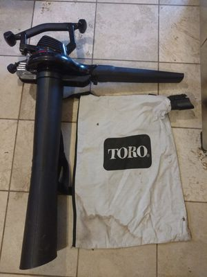 Toro Super Leaf Blower Vac for Sale in Portland, OR