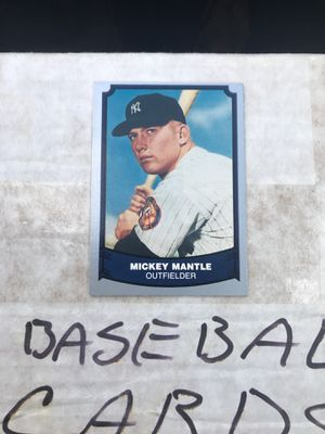 Mickey Mantle Baseball Card for Sale in Henderson, NV