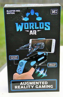 Worlds AR Augmented Reality Bluetooth Gaming Blaster Pro - Edition for Sale in Houston, TX