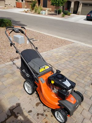 Lawn mower used about 5 or so times for Sale in Queen Creek, AZ