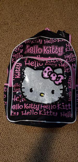 Hello kitty bookbag for Sale in Lancaster, NY
