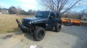 2007 Jeep Wrangler 4x4 for Sale in Annandale, VA