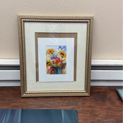 Gold Picture frame for Sale in Littleton,  CO