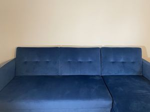 couch (reversible sleeper) for Sale in Rockville, MD
