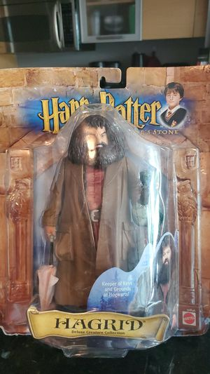 Harry Potter Hagrid Deluxe Creature Collection for Sale in Miami, FL