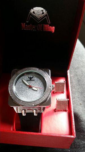 New watch screw backs Sold already just have watch for Sale in Detroit, MI