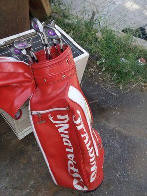 Professional golf club set for Sale in Bridgeport, CT