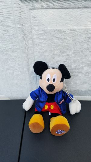 Mickey 30th Anniversary Disney World Exclusive Plush for Sale in Cranston, RI