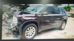 2018 Chevy Traverse FOR PARTS ONLY for Sale in Miami, FL