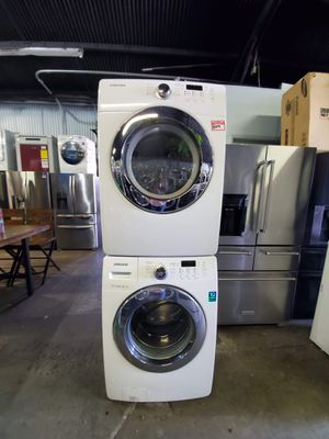 Samsung Front Load Washer And Dryer for Sale in Santa Fe Springs, CA