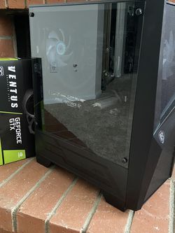 200+ FPS Gaming/Streaming PC - i7 10700K + 32Gb DDR4 for Sale in Diamond Bar,  CA