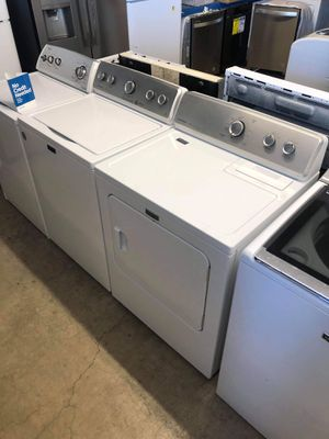 Maytag electric set for Sale in Montclair, CA