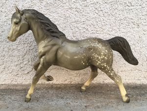 Breyer glossy dapple running mare for Sale in Oakdale, CA