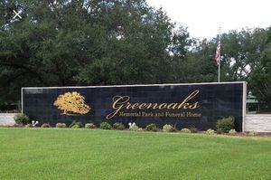 1/2 Price Burial Plot at Greenoaks Cemetery for Sale in Baton Rouge, LA