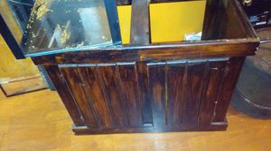 Fish tank and stand 40 breeder tank for Sale in Philadelphia, PA