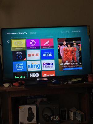 "55"" 4K smart tv for Sale in Germantown, MD"