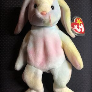 Ty Vintage Collectible Tye Dye Beanie Baby for Sale in Culver City, CA
