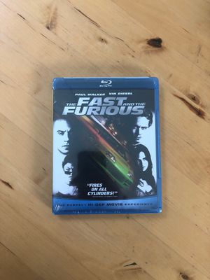 Fast & Furious Blu-Ray *NEW* for Sale in Fontana, CA