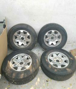 "Cadillac Escalade 17"" CHROME 2003-2006 OEM Factory Original Alloy Wheel Rim 4575 for Sale in Los Angeles,  CA"