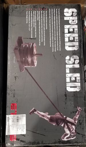 Ethos weight sled /power sled for Sale in Santa Ana, CA