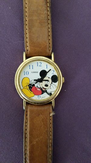 Vintage Mickey Watch for Sale in US